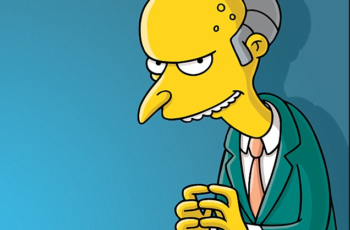 Montgomery Burns 6