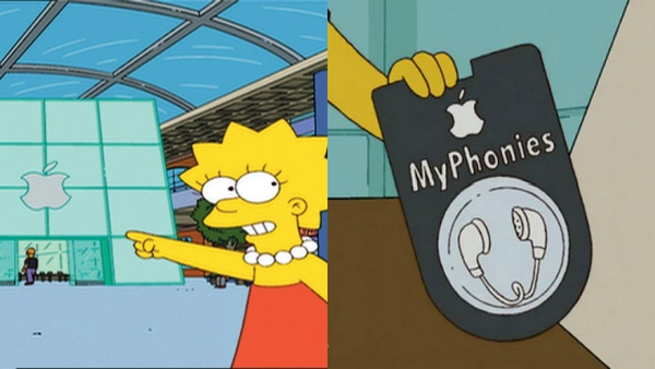 Mapple - Apple Simpsonových 2