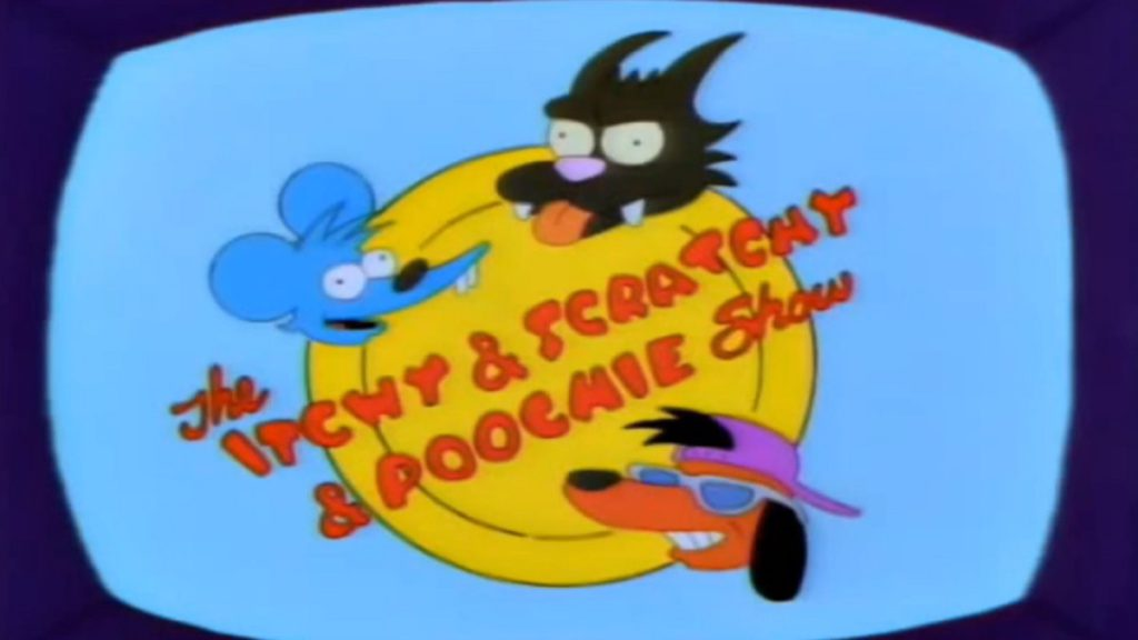 Itchy & Scratchy show 2